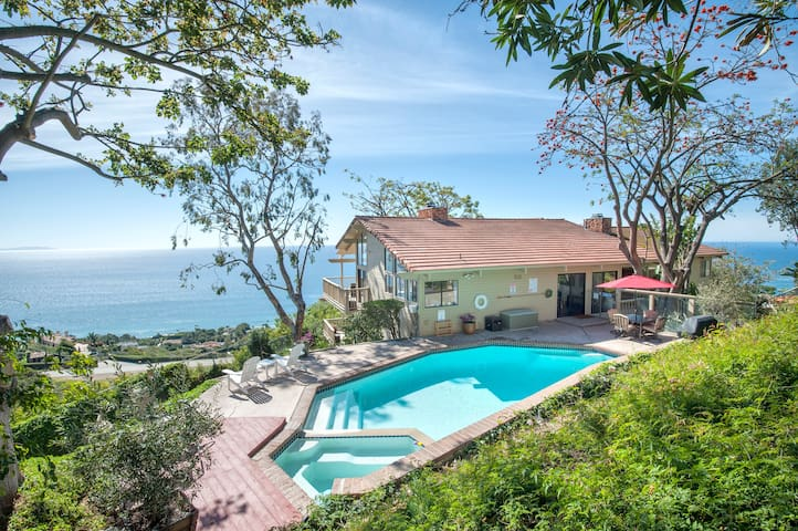 Sweeping Ocean Views, Open Concept, Pool/Spa & Outdoor Living