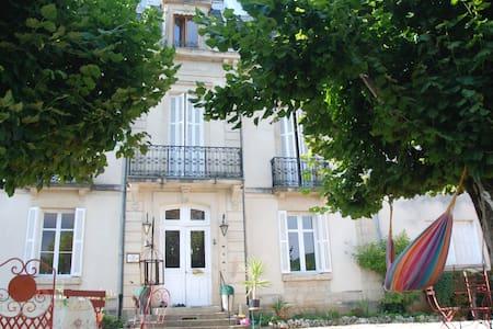 Maison de maître du 19éme siècle - Barbirey-sur-Ouche - 住宿加早餐