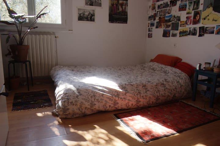 Chambre dans une chouette maison - Montpellier - House