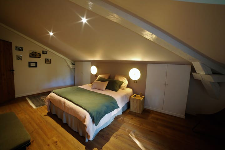 Double Room Le Barrat