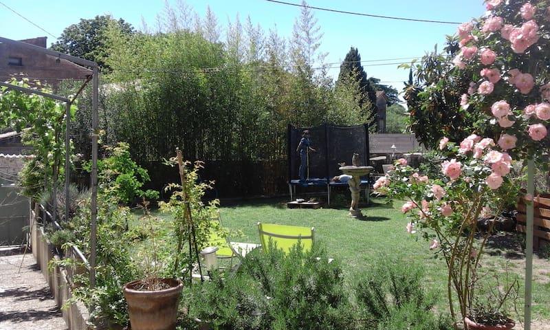 Villa 130M2 4 chambres jardin