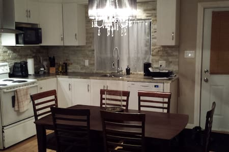 welcoming and spacious appartment 2 rooms - Trois-Rivières - Apartmen