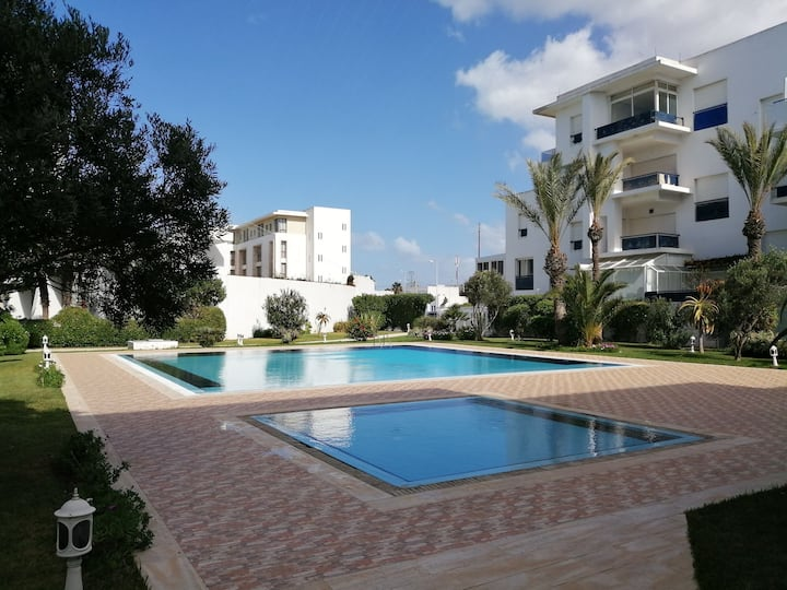 Mogador Beach apartment