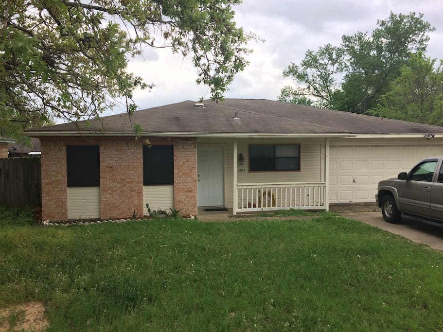 Bed  Bath House For Rent College Station
