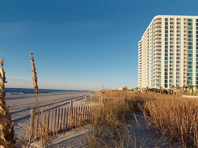 Towers on the Grove 1 Bedroom Beach Front Resort