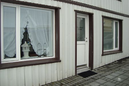 Nice Apartment in the heart of Vestmannaeyjar.