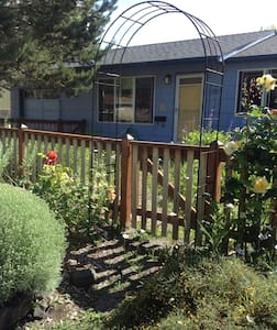 An Urban Garden of Delight - Corvallis - Casa