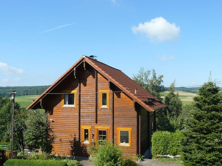 Ferienhaus Berg.erleben-Rhön (ganzes Haus o. Fewo)