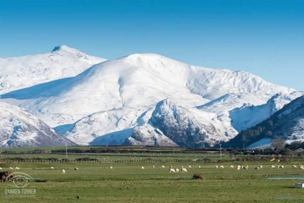 A seasonal Dysynni Valley