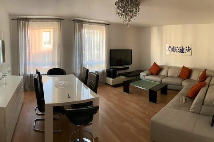 2room oasis, best location, Gerling-Quartier