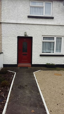 Cosy 3 bedroom town house - Tullamore - Ház