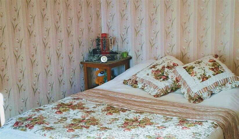 Уютная 2-х комнатная кв., 10 мин пешком от метро