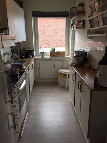 2 rooms apartment in the center of Odense. - Odense - Flat
