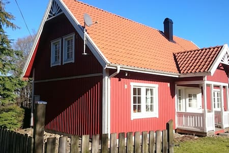 Lovely Swedish countryhouse in beautiful nature - Slättåkra - Rumah