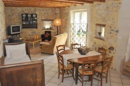 "Gite Rural  "" la Bruyère "" - Saint-Romans - 自然小屋"
