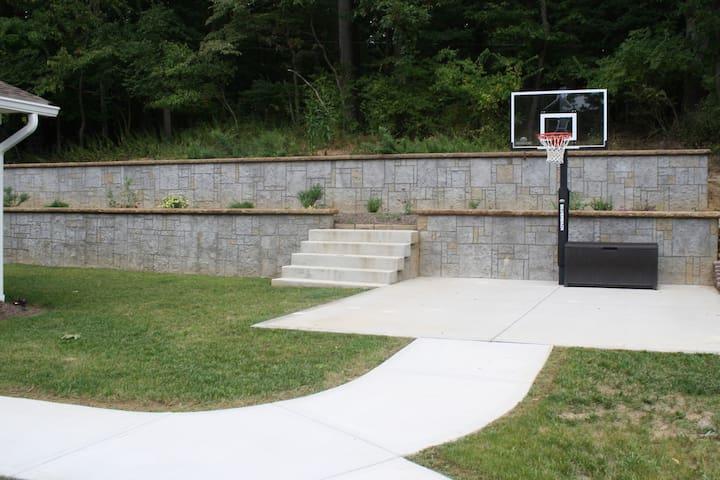 Basketball Hoop to enjoy