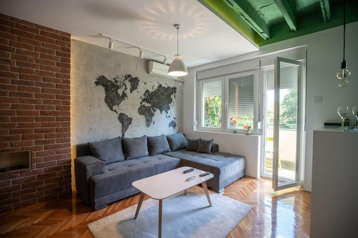 Nature apartment
