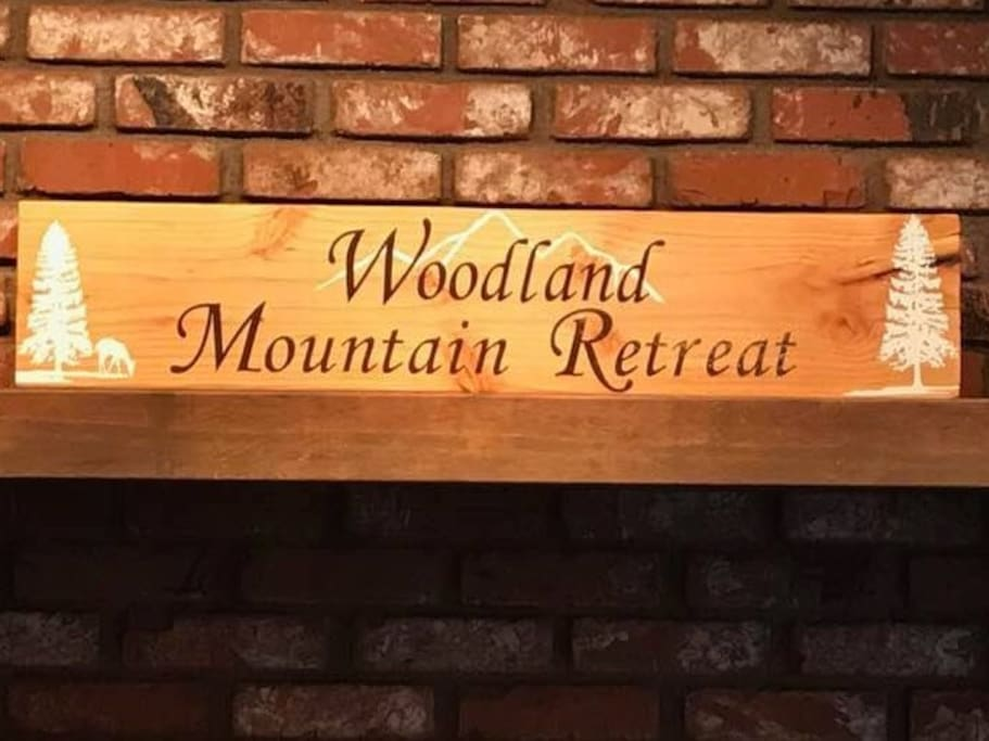 Welcome to Woodland Mountain Retreat!