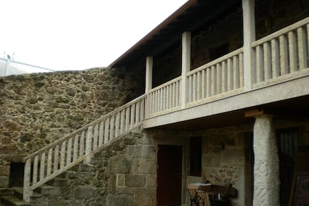 Stone house in delightful place - Muíños