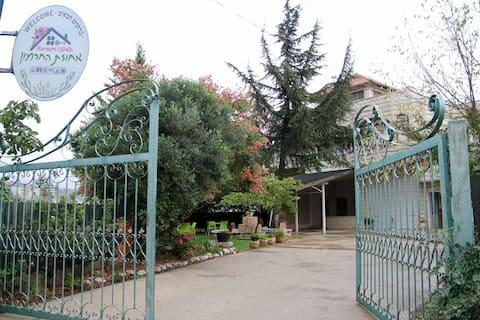 Amazing apartment in villa near Hermon mountain#1