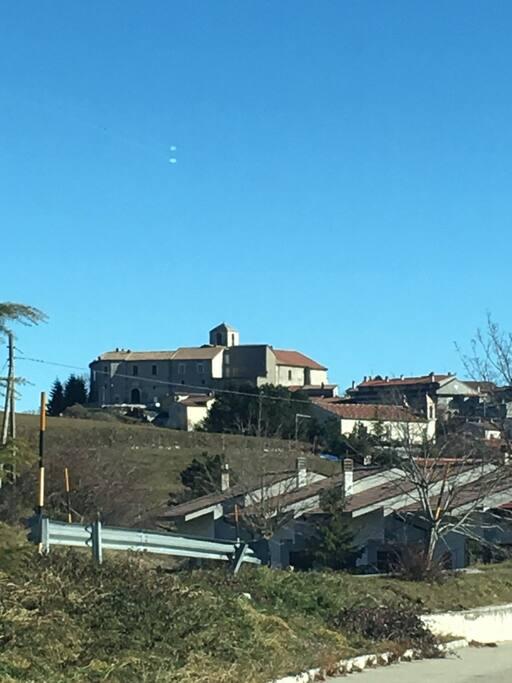 il borgo medioevale di Vastogirardi