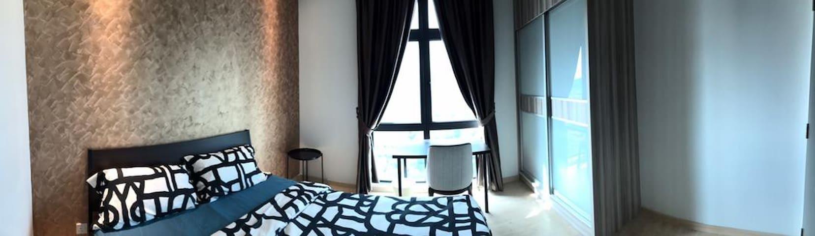 舒适豪华吉隆坡Cosy Luxury Private Room1@KL, Kepong, IKEA