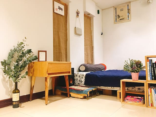 Lovely Room for Good Sleep D1 | Rosie's Homestay