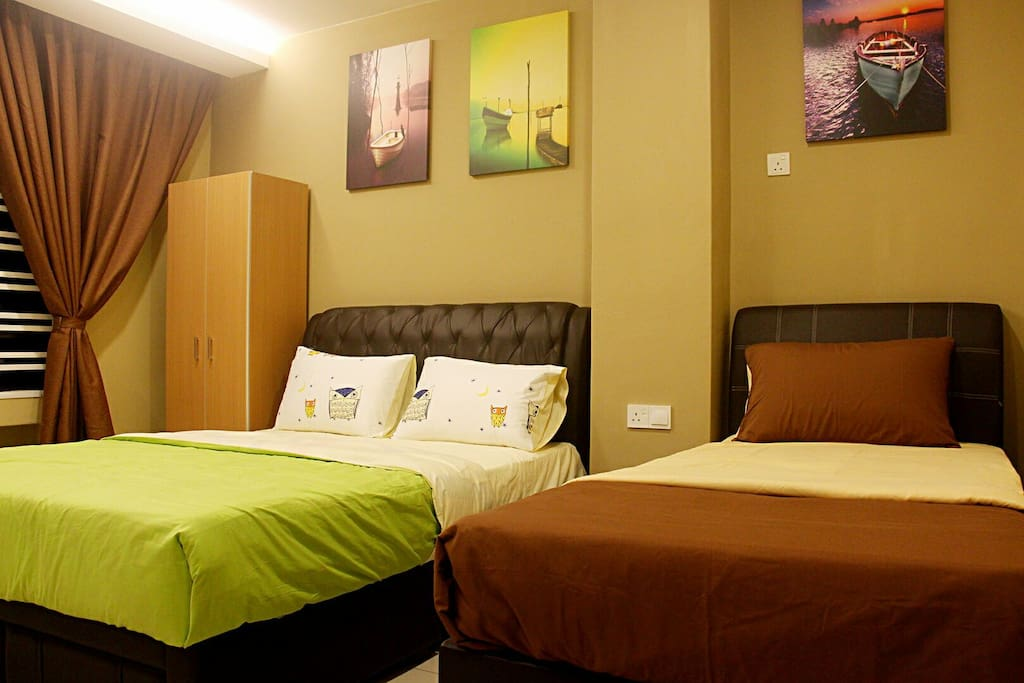 Want a comfort room to stay in Melaka?