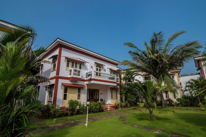 4 BHK Villa in Cavelossim Near The Beach