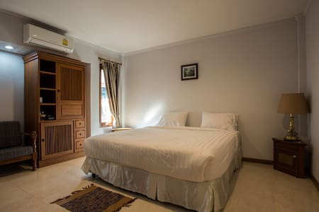 The Cottage Resort Nakhonsawan - Standard room