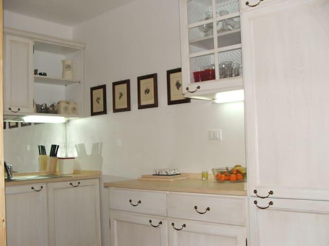 Terminillo ristrutturatissimo - Pian De' Valli - Apartamento