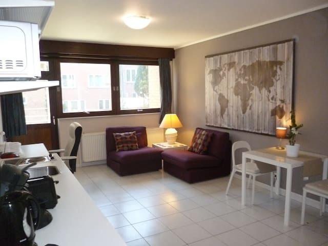 flat Erasmus: Heizel, Expo, UZVUB - Wemmel - Appartamento
