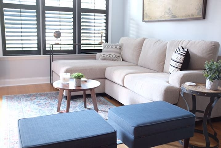 Modern & Clean 2BR By Downtown & UGA