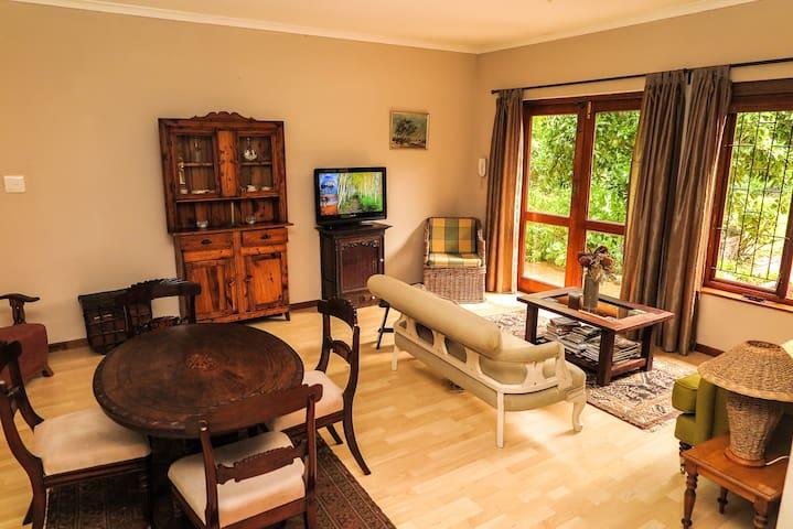 Wanderers Rest Garden Cottage - Cape Town - Apartment