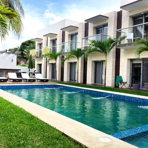 Deluxe Suite - Playa del Carmen - Apartment