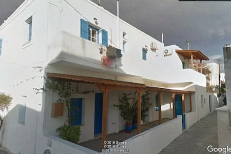 Small house in Naxos for friends or families - Naxos