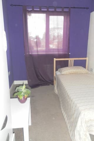 Single room on second floor - Leigh - Huis