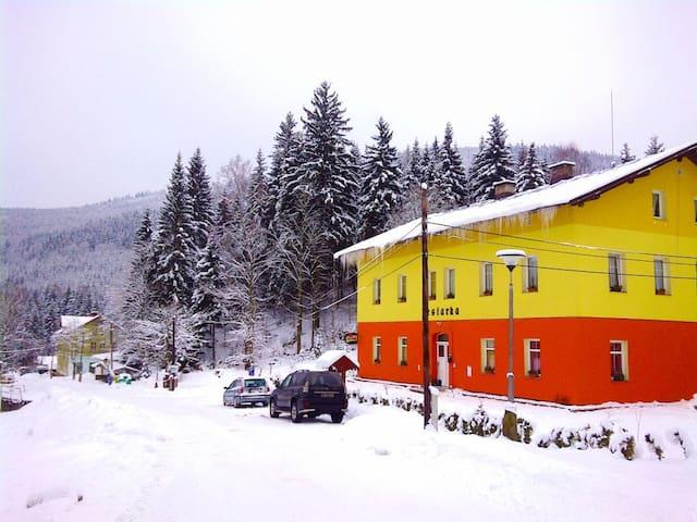 Lestarka - Kořenov