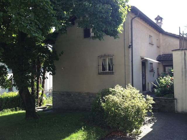 Appartamento nel centro storico di Locarno - Locarno - Appartement