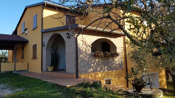 B&B Castelboccione (intera casa)