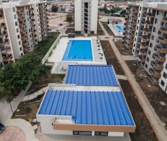 Lujoso Apartamento en Ricaurte/Girardot