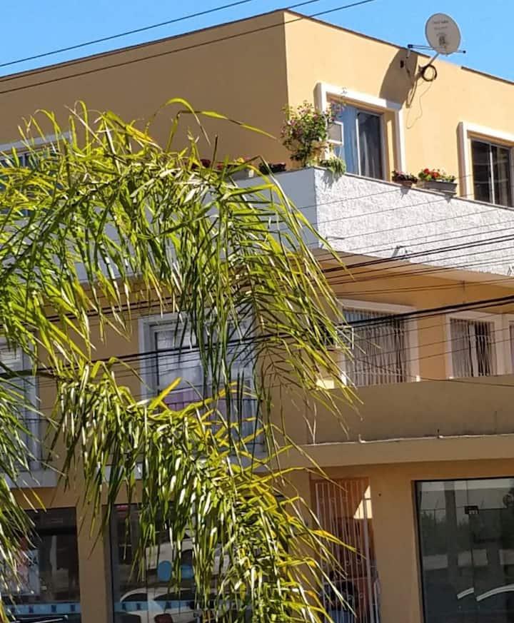 Criciúma-Ótima localização-5 pessoas.