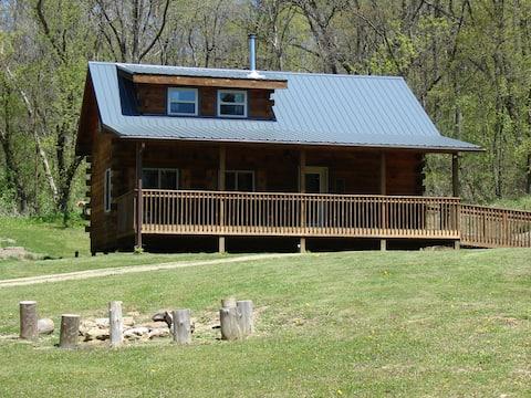 Olde Wisconsin Hearth Cabin