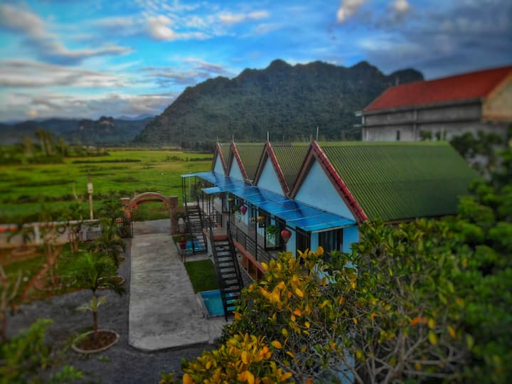 Sunshine Homestay With Mountain View