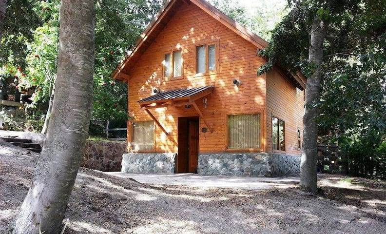 Hermosa cabaña enVilla la angostura - Villa La Angostura - Byt