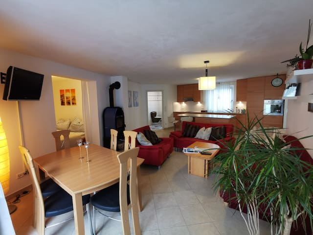 Apartment FreiRaum in Sistrans / Innsbruck / Tirol