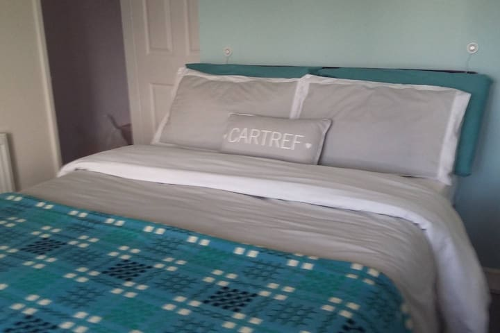 Double Bedroom with comfortable double bed.