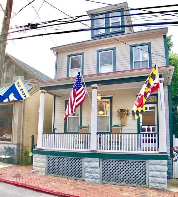 Historic Renovated Home in the Heart of downtown