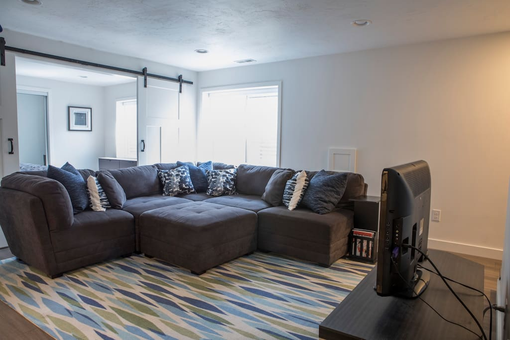 New Couch: Treat yourself to a nap-you deserve it!!!