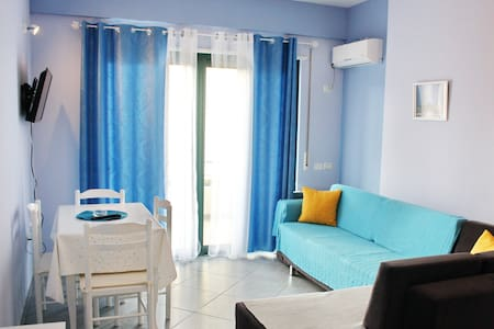 La Cigale Apartments Radhima - A 2 - Radhime